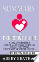 Summary of The Explosive Child