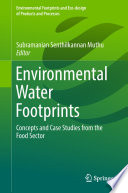 Environmental Water Footprints