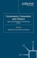 Governance  Consumers and Citizens