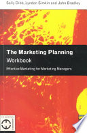 The Marketing Planning Workbook
