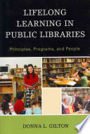 Lifelong Learning in Public Libraries Book