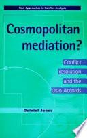 Cosmopolitan Mediation?