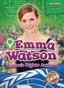 Emma Watson: Women's Rights Activist Book