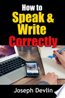 How to Speak and Write Correctly.pdf