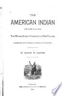 The American Indian Uh Nish In Na Ba