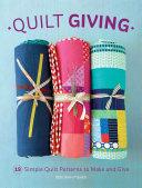 Quilt Giving Pdf/ePub eBook