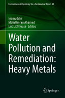 Water Pollution And Remediation Heavy Metals Book PDF