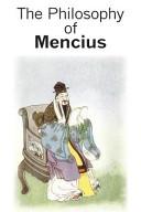 The Philosophy of Mencius