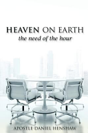 Heaven on Earth, the Need of the Hour