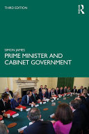 Prime Minister and Cabinet Government
