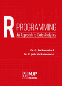 R Programming  An Approach to Data Analytics