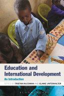 Education and International Development