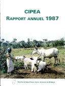 CIPEA Rapport Annuel 1987