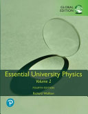 Essential University Physics Volume 1 2 Pack Global Edition Book PDF