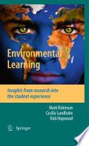 Environmental Learning