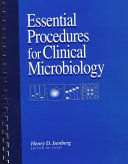 Essential Procedures for Clinical Microbiology