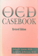 Obsessive compulsive Disorder Casebook Book