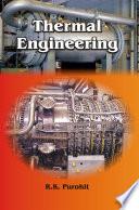 Thermal Engineering Book PDF