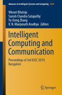 Intelligent Computing and Communication