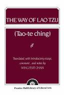 The Way of Lao Tzu  Tao te Ching