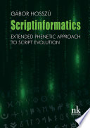 Scriptinformatics Book