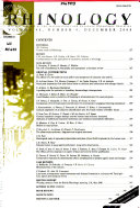 Rhinology Book