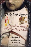 Their Last Suppers Pdf/ePub eBook