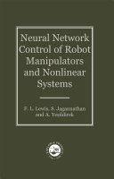 Neural Network Control Of Robot Manipulators And Non-Linear Systems [Pdf/ePub] eBook