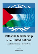 Palestine Membership in the United Nations