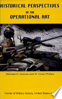 Historical Perspectives of the Operational Art