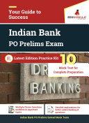 Indian Bank PO Pre Recruitment Exam | 10 Mock Test
