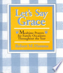 Let's Say Grace