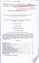 Anti Hoax Terrorism Act of 2001