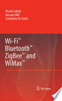 Wi FiTM  BluetoothTM  ZigbeeTM and WiMaxTM