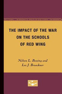 The Impact of the War on the Schools of Red Wing