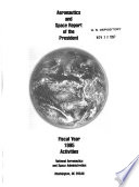 Aeronautics and Space Report of the President