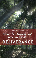 How to Know If You Need Deliverance