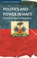 Politics and Power in Haiti [Pdf/ePub] eBook