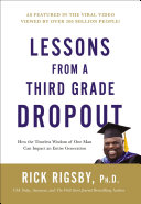Pdf Lessons From a Third Grade Dropout Telecharger