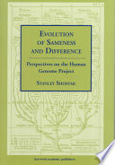 Evolution Of Sameness And Difference Book PDF