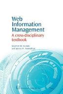 Web Information Management Book