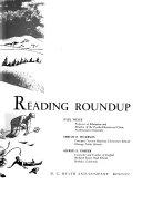 Reading Roundup Book PDF