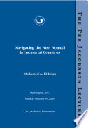 Navigating The New Normal In Industrial Countries Epub