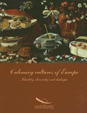 Culinary Cultures of Europe