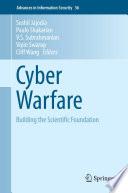 Cyber Warfare Book