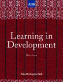 Learning in Development