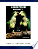 """Concepts in Biology' 2007 Ed.2007 Edition"" by Enger, Eldon Et Al"