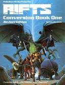 Rifts Conversion Book