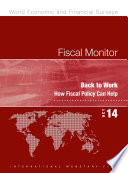 Fiscal Monitor  October 2014