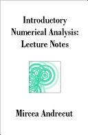 Introductory Numerical Analysis Pdf/ePub eBook